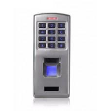 Czytnik biometryczny z klawiaturą kodową