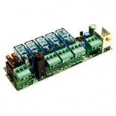 Came Karta umożliwiająca zasilanie systemu akumulatorami (12V 1,2Ah x2)