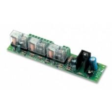 Came Karta umożliwiająca zasilanie systemu akumulatorami (12V 1,2Ah x2), montaż wewnątrz centrali