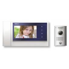 COMMAX Zestaw wideodomofonowy CDV-70KR3 BLUE / DRC-40KR2
