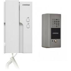 COMMAX Zestaw domofonowy DP-2HPR/DR-2PN