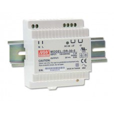 COMMAX Zasilacz DR-30-12 na szynę DIN 12V