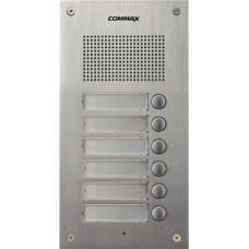 COMMAX Stacja bramowa 6-abonentowa DR-6UM